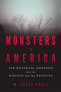 Monsters in America (book cover)