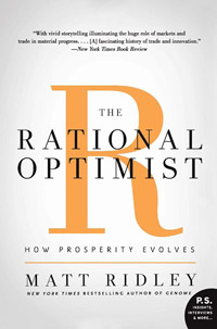 The Rational Optimist (cover)