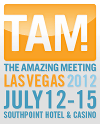 The Amaz!ng Meeting 2012: July 14-17, Las Vegas, Southpoint Hotel and Casino