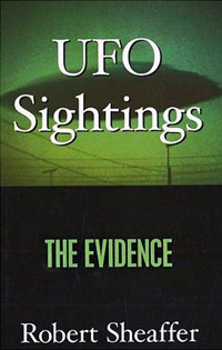 UFO Sightings (book cover)