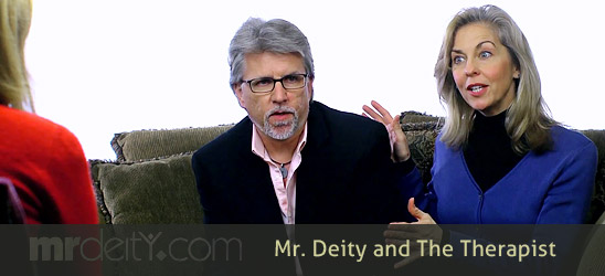 Mr. Deity and the Therapist