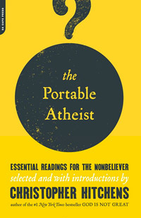 The Portable Atheist (book cover)