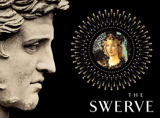 The Swerve: How the World Became Modern (compilation of elements from cover)