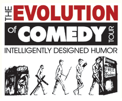 Evolution Comedy Cards