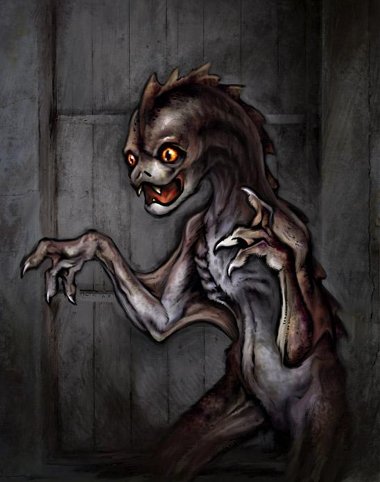 Goatsucker illustration copyright 2012 by Daniel Loxton