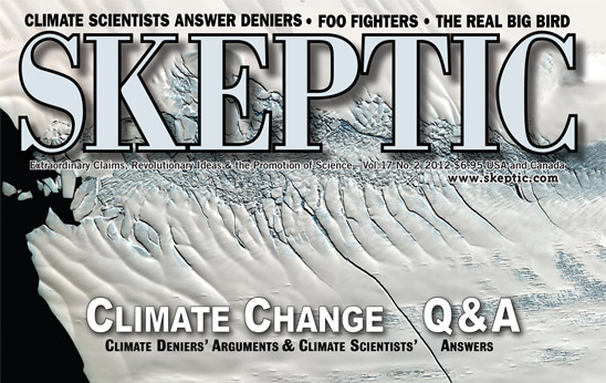 Skeptic magazine issue 17.2
