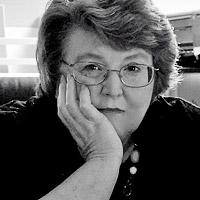 Deborah Simpson, author of Closing The Gate