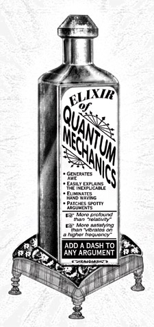 Quantum Elixir (illustration by Pat Linse)