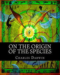 On the Origin of Species (book cover)