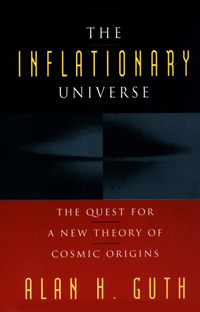 The Inflationary Universe (book cover)