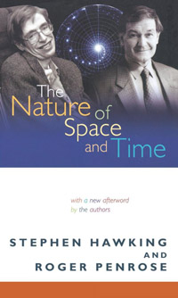 The Nature of Space and Time (book cover)