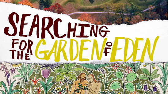 Paradise Lust: Searching for the Garden of Eden (cover detail)