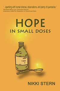 Hope in Small Doses (book cover)