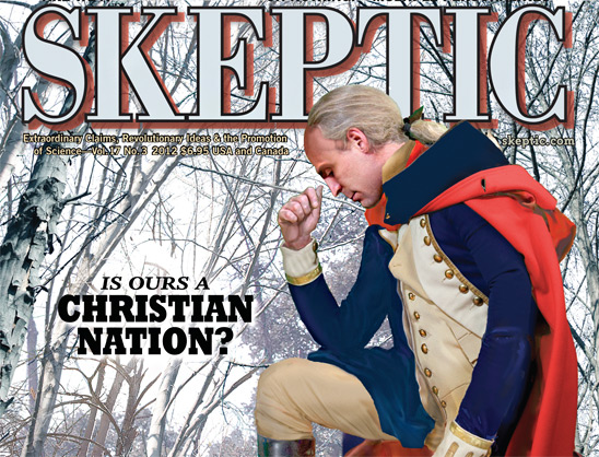 Skeptic magazine issue 17.3 (cover detail)