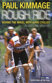 Rough Ride: Behind the Wheel with a Pro Cyclist (book cover)