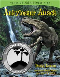 Ankylosaur Attack (book cover)
