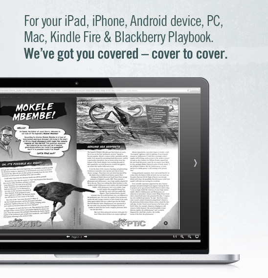 For your Apple and Android devices, as well as your PC and Mac.