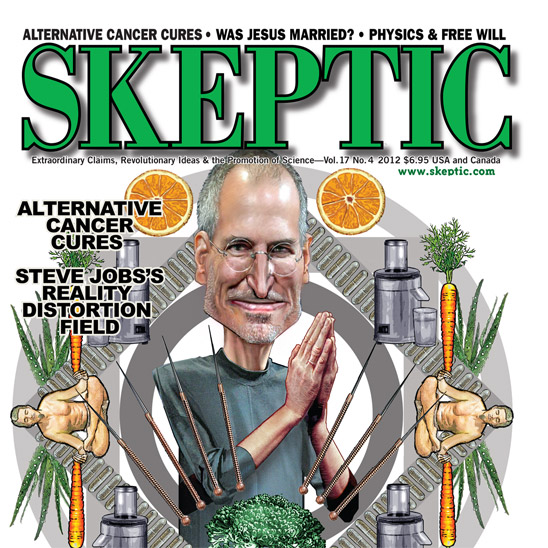 Skeptic magazine 17.4 (Alternative Cancer Cures)