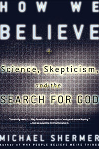 How We Believe (book cover)