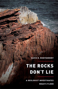 The Rocks Don't Lie: A Geologist Investigates Noah's Flood (book cover)