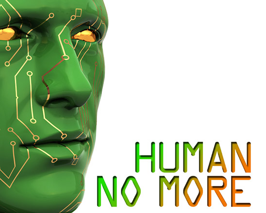 Human No More: Digital Subjectivities, Unhuman Subjects, and the End of Anthropology (book cover detail)