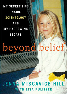 Beyond Belief: My Secret Life Inside Scientology and My Harrowing Escape (book cover)