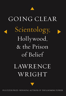 Going Clear: Scientology, Hollywood, and the Prison of Belief (book cover)