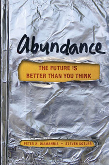 Abundance: The Future is Better Than You Think (cover)