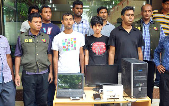 The Bangladeshi Bloggers