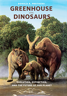 Greenhouse of the Dinosaurs (book cover)
