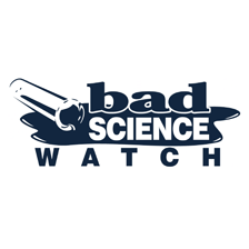 Bad Science Watch (logo)