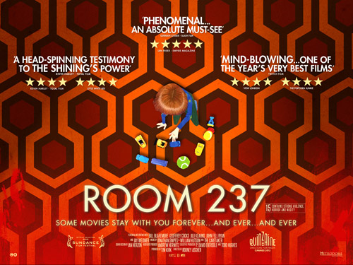Room 237 (movie poster)