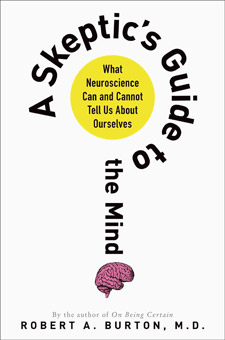 A Skeptic's Guide to the Mind (book cover)