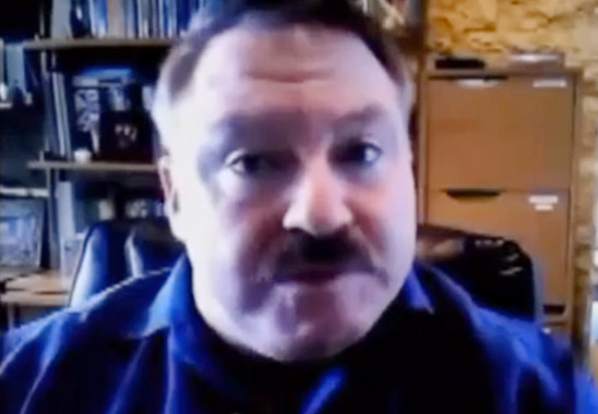 James Van Praagh (screenshot)