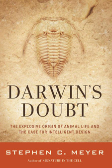 Darwin's Doubt (book cover)