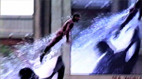 Film still from the movie Blackfish