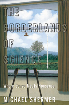 The Borderlands of Science (book cover)
