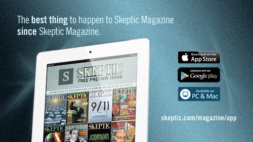 Skeptic Magazine App