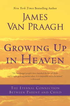 Growing up in Heaven (book cover)