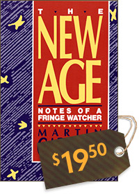 The New Age: Notes of a Fringe Watcher (cover)