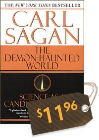 Demon-Haunted World (cover)