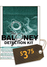 The Baloney Detection Kit (cover)