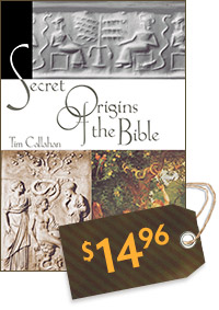Secret Origins of the Bible (cover)