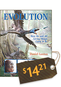 Evolution: How We and All Living Things Came to Be (cover)