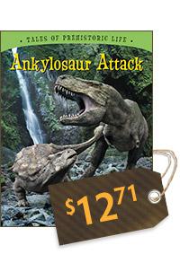 Ankylosaur Attack (cover)