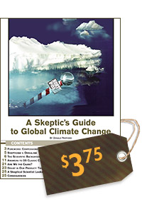 A Skeptic's Guide to Global Climate Change (cover)