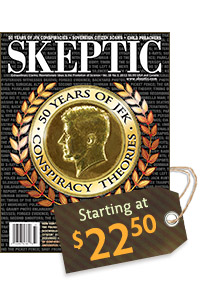 Skeptic Magazine 18.3 (cover)