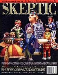 Skeptic magazine issue 6.3 (1998)