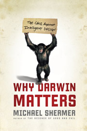 Why Darwin Matters: The Case Against Intelligent Design (cover)
