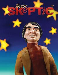 Junior Skeptic 50 (cover)